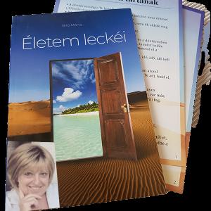 Életem Leckéi könyv és beszélgetés