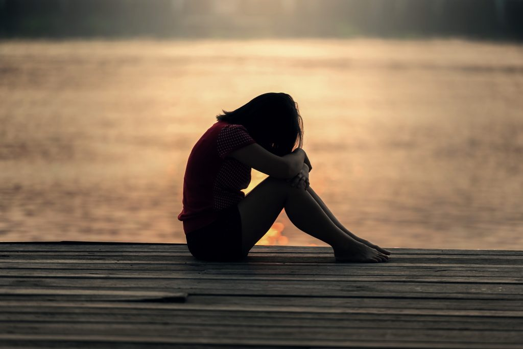szomorúság